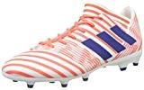 adidas Nemeziz 17.3 FG W, Chaussures de Football Femme, Noir