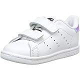 adidas Originals Stan Smith CF I White/Iridescent Leather 23.5 EU