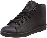 adidas Stan Smith Mid J, Chaussures de Fitness Mixte Enfant, Noir