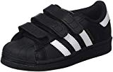 adidas Superstar Foundation, Baskets Basses Mixte Enfant, 12.5 UK