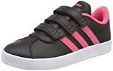 adidas VL Court 2.0 CMF C, Chaussures de Gymnastique Mixte Enfant