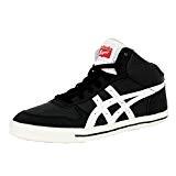 Asics AARON MT GS Chaussures Mode Sneakers Enfant Noir