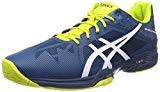 Asics Gel-Solution Speed 3, Chaussures de Tennis Homme, Gris