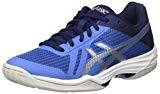 Asics Gel-Tactic, Chaussures de Volleyball Femme, Bleu