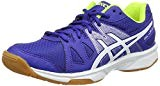 Asics Gel-Upcourt GS, Chaussures de Volleyball Mixte Enfant, Rose Bonbon