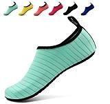 BOLOG Chaussures Aquatiques pour Enfants Filles Garçons Chaussures de Sport Chaussures de Plage Chaussures D'eau Piscine Surfer Yoga Nautique Plongée ...