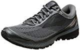 Brooks Chaussures de Gymnastique Ghost 10pour Homme - - Primer Grey/Metallic Charcoal/Ebony, 50 EU