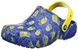Crocs Fun Lab Minions Graphic Clog Kids, Sabots Mixte Enfant
