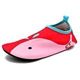 Easondea Enfants Bébés Chaussures de L'eau Toddler Chaussures de Natation Enfants Nus Pieds Aqua Chaussettes Plage Piscine Surf Yoga Chaussures ...