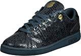 Femmes K-Swiss Lozan III Réversible Langue Twister Chaussures De Sport Lacets Chaussure Cuir