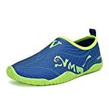 FLARUT Kids Girls Boys Chaussures D'eau Respirantes extérieures Chaussettes Aqua-Dry-Aqua pour Plage Piscine Surf Yoga