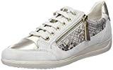 Geox D Myria A, Sneakers Basses Femme