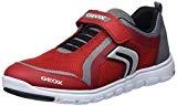 Geox J Xunday B, Sneakers Basses Garçon
