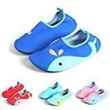 J&T Chaussures Bébé Chaussures Bébé Garçon Filles Chaussures Aquatiques Enfant Chaussures D'eau Chaussures de Plage de Sport Plongée Aqua Gymnase ...