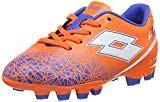 Lotto Lzg VIII 700 Fgt Jr, Chaussures de Football Mixte Bébé