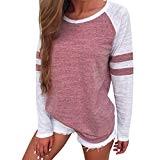 Manches longues Blouse, Fashion Ladies manches longues chemisier shirt Tops vêtements t-shirt