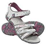 Mountain Warehouse Sandales Sport Femme Sandalette Confortable Bandes Velcros Réglables Santorini