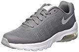 Nike Air Max Invigor (GS), Chaussures de Running Entrainement Garçon, Gris, 36 EU
