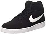 Nike Court Borough Mid, Chaussures de Sport-Basketball Homme, Gris, 42 EU