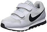 Nike MD Runner 2 (PSV), Chaussures de Running Entrainement Garçon, Gris