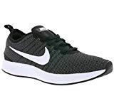 Nike W Dualtone Racer, Chaussures de Gymnastique Femme, Noir/Blanc, 35.5 EU