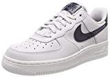 Nike WMNS Air Force 1 '07, Chaussures de Gymnastique Femme, Noir, Noir