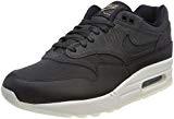 Nike WMNS Air Max 1 Premium, Chaussures de Gymnastique Femme, Gris