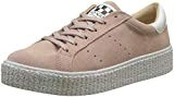 No Name Picadilly Sneaker Suede, Baskets Basses Femme