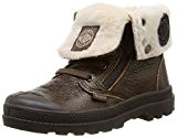 Palladium Baggy Leather K, Boots mixte enfant