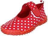 Playshoes Aqua-Schuh Punkte mit höchstem UV Schutz nach Standard 801 174776, Sandales mixte enfant
