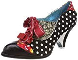 Poetic Licence by Irregular Choice Force of Beauty, Brogues Femme, Bleu