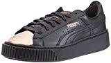 Puma Basket Platform Metallic, Sneakers Basses Femme