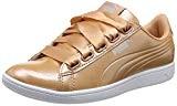 Puma Vikky Ribbon P, Sneakers Basses Femme, Noir