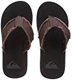 Quiksilver Monkey Abyss, Tongs Homme, Marron, See Available Sizes