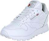 Reebok Classic Leather, Baskets Basses Femme, Blanc, 36 EU