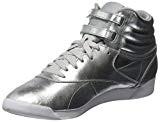 Reebok F/S Hi Metallic Chaussures de Sport pour Femme