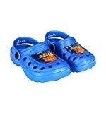Sabots - Crocs Enfant Garçon Disney Cars Bleu et Rouge du 22 au 29