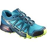 Salomon Femme Speedcross Vario 2 Chaussures de Course à Pied et Trail Running, Synthétique/Textile, Noir, Pointure