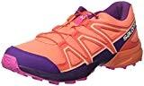 Salomon Speedcross J, Chaussures de Trail Mixte Enfant, Bleu, 34 EU