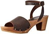 Sanita Wood-Yara Flex Sandal 457357-14, Sandales femme