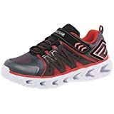 Skechers Boys Hypno-Flash 2.0 Light Up Athletic Sporty Trainers Shoes