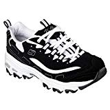 Skechers D'Lites Biggest Fan, Baskets Basses Femme