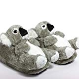 Sleeper'z Koala - Chaussons animaux peluche - Homme Femme Enfant - Cadeau original