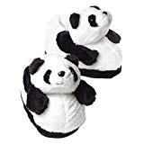 Sleeper'z Panda - Chaussons animaux peluche - Homme Femme Enfant - Cadeau original