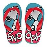 Snoopy Tong Chaussure pour Enfant T26