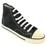 Spot On - Chaussures hautes en toile - Homme