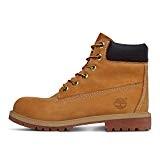 Timberland 6 Classic 6 in Premium WP Boot, Bottes Classiques Mixte Enfant