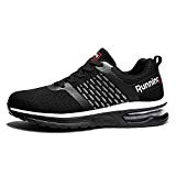 TORISKY Homme Femme Baskets Sneakers Chaussures de Course Sports Athlétique Casual Fitness Gym Running Shoes