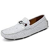 Yaer Chaussures Mocassins en Daim pour Hommes, Upgrade Mocassins Casual Slip sur Les Chaussures de Conduite