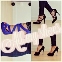 ALL MY SHOES | COLLECTION TALONS